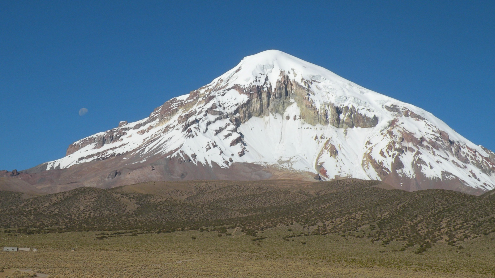 Parc national de Sajama en Bolivie